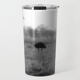 Devil Birds Travel Mug