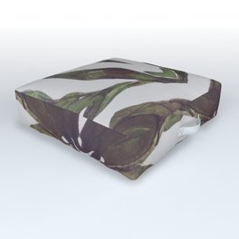 Olive Wings Outdoor Floor Cushion