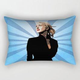 Cyndi Lauper - Pop Art Rectangular Pillow