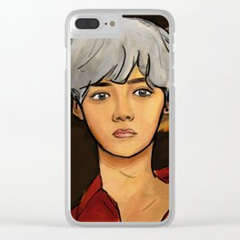 What if I Said? Clear iPhone Case
