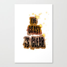 THECOAST Canvas Print