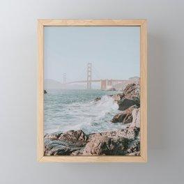 san francisco ii / california Framed Mini Art Print