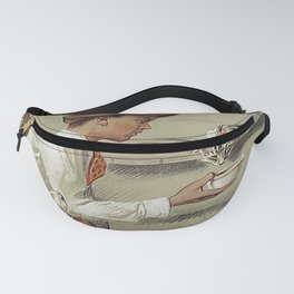 Be Kind To Animals 1 Fanny Pack