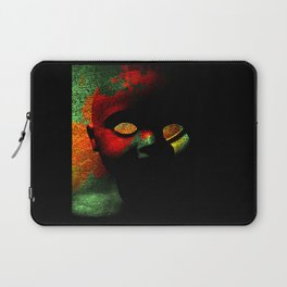 The porcelain doll of the storeroom Laptop Sleeve
