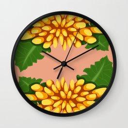 Dandelion  Wall Clock