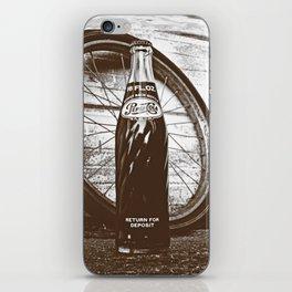 Pepsi-Cola classic iPhone Skin