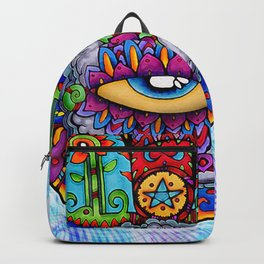 Hamsa  (Hand of Fatima) Backpack