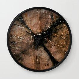 Chiastolite Wall Clock
