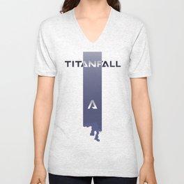 Standby - TitanFall Unisex V-Neck