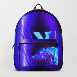 heavy black heart (Lamar) Backpack