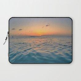 Sunset Ocean Laptop Sleeve