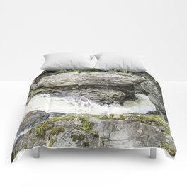 Round the Bend Comforters