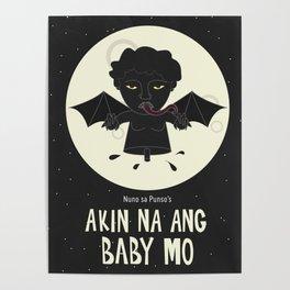 Akin Na Ang Baby Mo (Philippine Mythological Creatures Series) Poster