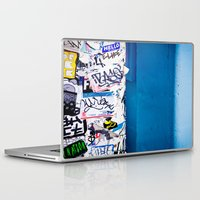 urban Laptop & iPad Skins featuring Urban by Maite Pons