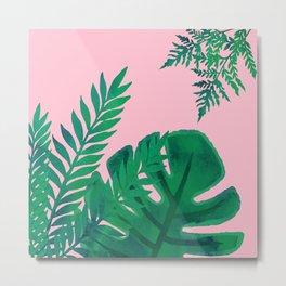 Planty Plants Metal Print