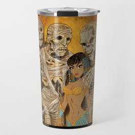 Mistress of the Mummies Travel Mug