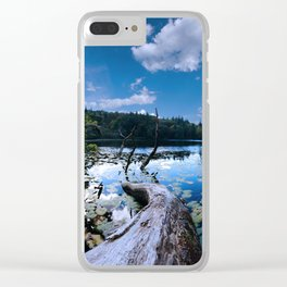 Isle of Mull Clear iPhone Case