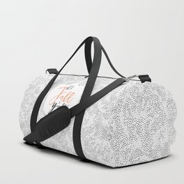 It's Fall Y'all! Duffle Bag