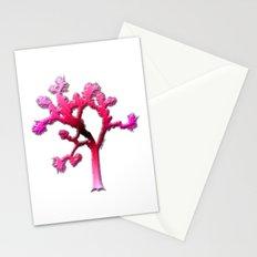 Joshua Tree Strawberry Stationery Cards
