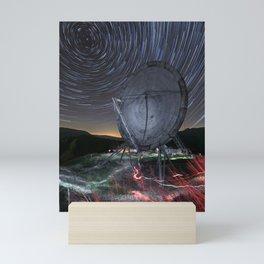 Stars Contact Mini Art Print