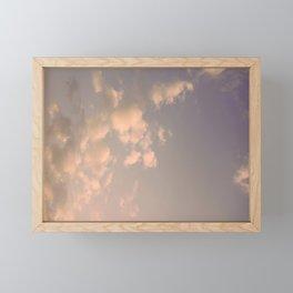 Clouds over Charleston 2 Framed Mini Art Print
