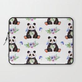 Garden Panda Laptop Sleeve