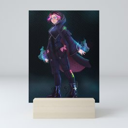 SAKURA CHAN Mini Art Print