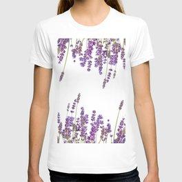 Purple Lavender #2 #decor #art #society6 T-shirt