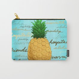 Aloha Pineapple! Carry-All Pouch