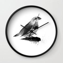 bird_1 Wall Clock
