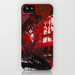 Blood on the Carpet iPhone Case