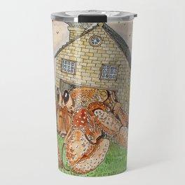 Hermit Apocalypse Travel Mug