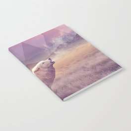 In Search of Solace Notebook