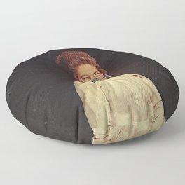 Portrait XX Floor Pillow
