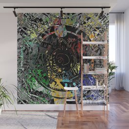 Tunnel Vision Wall Mural