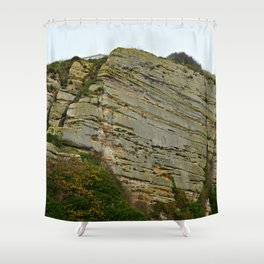East Cliff 1 Shower Curtain