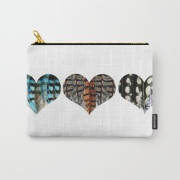 I Love Birds No.1 Carry-All Pouch