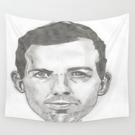 Killers part 3: Lee Harvey Oswald Wall Tapestry