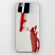 Spilled Nail Polish fine art photography iPhone & iPod Skin