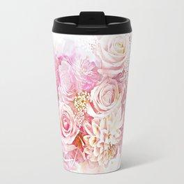 Pink Cloud Travel Mug