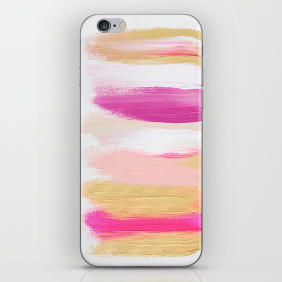 Colors 201 iPhone & iPod Skin