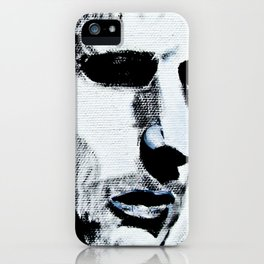 Strife by D. Porter iPhone Case