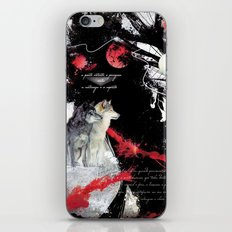 Nature & Spirit iPhone & iPod Skin