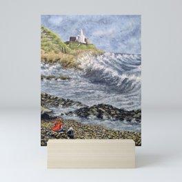 Mumbles Point Mini Art Print
