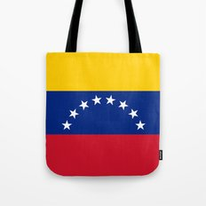 National flag of  Venezuela - Authentic version Tote Bag