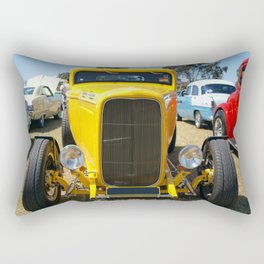 1932 Ford Coupe Rectangular Pillow