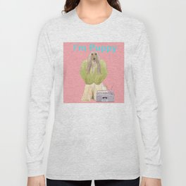 I'm Puppy Long Sleeve T-shirt