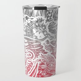 Animals color Travel Mug