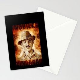 Shaheed-E-Azam Bhagat Singh Stationery Cards