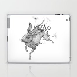 Hare Dandelion Laptop & iPad Skin